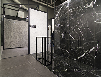 Champion Latest Marble and Stone Series at 2017 Cersaie